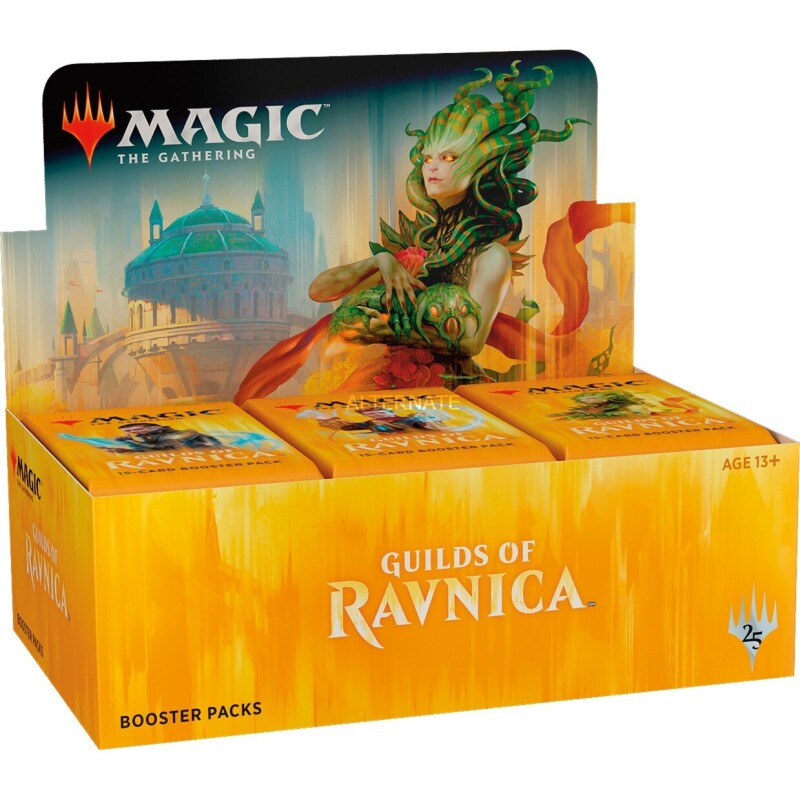Magic: The Gathering - Guilds of Ravnica Booster Display englisch, Sammelkarten